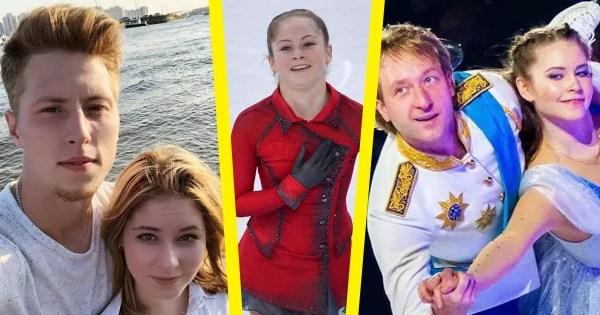 Юлия Липницкая на олимпиаде и сейчас: от кого родила дочь ...