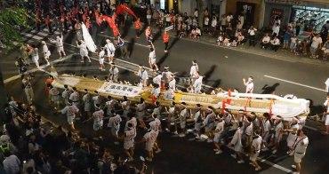 [福島旅遊推薦]福島草鞋祭-日本最大草鞋祭典!跳到天黑的元氣舞蹈遊行