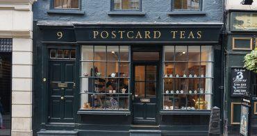 [英國旅遊]POSTCARD TEAS-寄張英國茶葉明信片吧!超有趣英國伴手禮推薦~