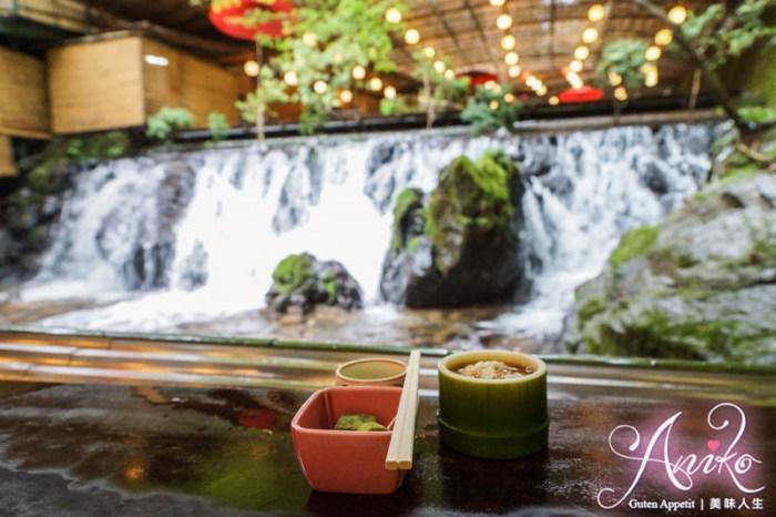 【2016❤京都】京都郊區的貴船神社+流水麵。路途遙遠但不來體驗絕對可惜的川床流水麵
