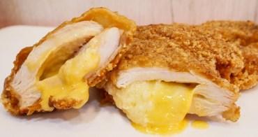 【彰化美食】豪傳說雞排二林創始店。八種口味厚實爆汁雞排!每日限量2小時秒殺~還提供免費飲料暢飲