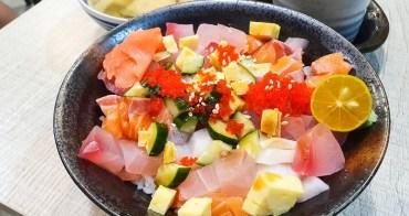 【永和美食】千壽司。在地人帶路才知道!高CP值日本料理~隱藏版菜單鮭魚五重奏美味必嚐