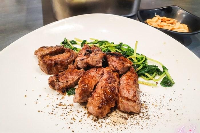 【永和美食】欣苑鐵板料理。值得爽吃一波好划算!260元給你牛排、鮮魚、濃湯、青菜再附飯後甜點