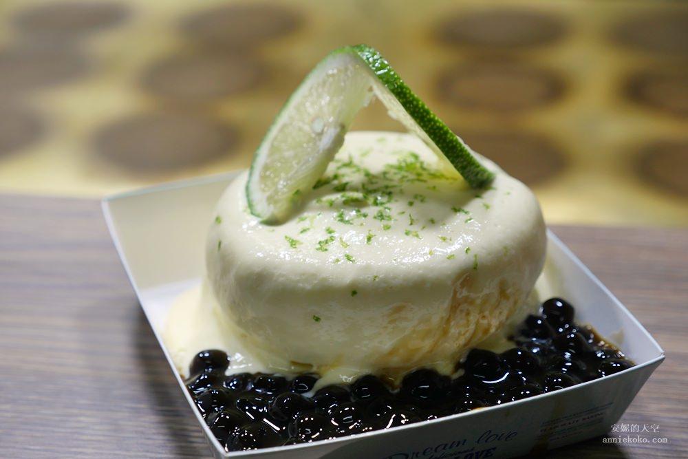 [新竹美食 王子神谷日式舒芙蕾鬆餅 ] 珍珠奶茶變身厚鬆餅 甜蜜散步甜點 – 熱血臺中