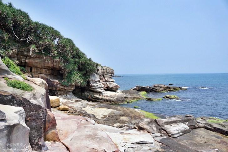 20190426013445 43 - 新北秘境 金山神秘海岸 絕美一線天礁岩 穿越巨岩才能抵達的夢幻海岸