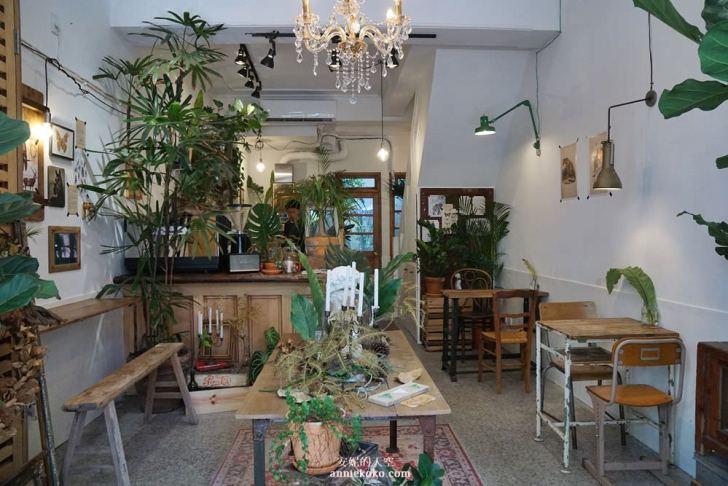 20190810175446 84 - [大稻埕美食 草原派對] 森林系復古咖啡館  老宅靈魂裡的都市叢林