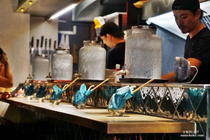 20191004004239 61 - [真劍拉麵] 夢幻系藍色拉麵 視覺與味覺的雙重饗宴 台電大樓站人氣美食