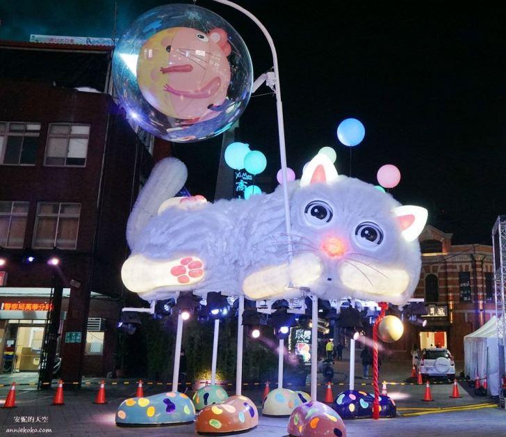 20200207012352 28 - [2020台北燈節] 超萌鼠年躲貓貓燈飾    台北燈會首度西門南港雙主燈 閃亮整個台北