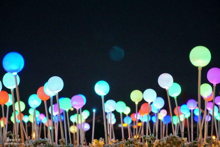 20200415141813 51 - [板橋蝴蝶公園 2020新北河濱蝶戀季]是精靈降落的夢幻境地吧 新北最美光雕地景藝術