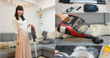 【家電】飛利浦吸引力無線氣旋吸塵器(FC6823) ♥ 幫你解決一般吸塵器的困擾及麻煩