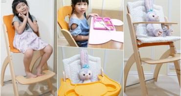 【育兒好物】兒童餐椅推薦 Pali Pappy Re義大利成長餐椅 ♥ 我家第一張嬰兒餐椅