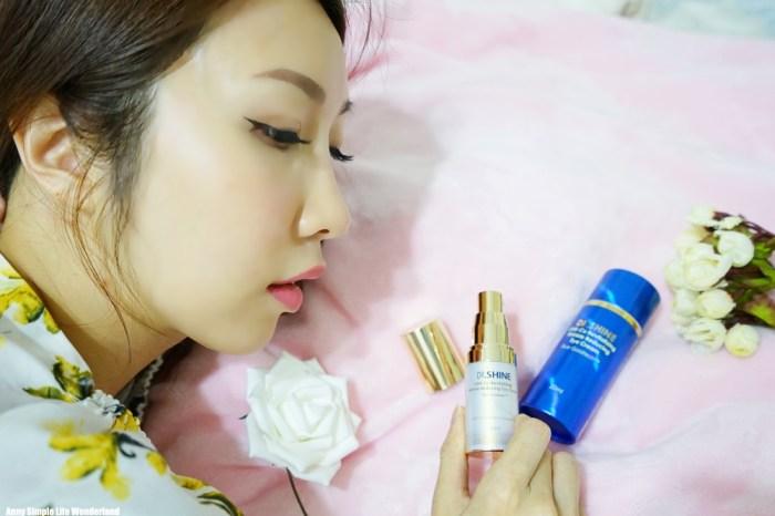 【保養】好的眼霜幫你隱藏年齡的秘密 ♥ DR.SHINE 藍金光澤亮眼撫紋精華霜