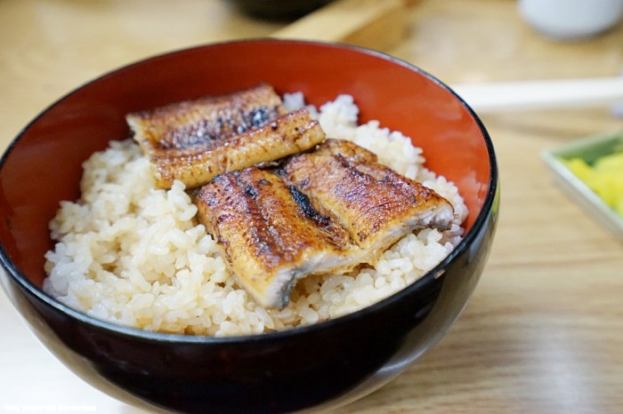 【京阪自由行】京都美食 新京極商店街百年鰻魚飯 ♥ 京極かねよ鰻魚飯