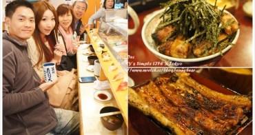 【東京自由行】築地市場的新鮮美味 ♥ 壽司大 米花燒雞飯鰻魚飯