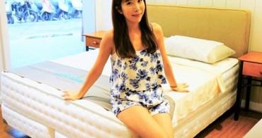 [分享] 愛上飯店睡床的等級 雲端上的舒適感受 ♥ 美國 金格名床 WORLD LUXURY 奢華頌
