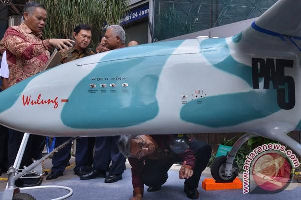 Serpihan pesawat tanpa awak ditemukan di Nusakambangan
