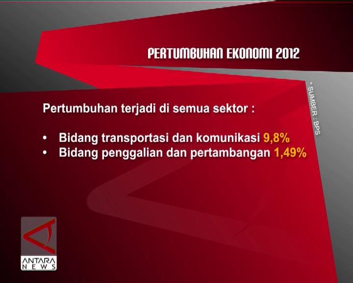 Ekonomi Indonesia Tumbuh 6,23 %