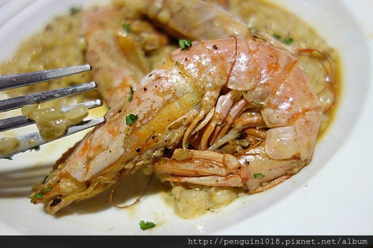 藍廚義式廚房 | 彰化市義式餐踢,享受義大利美食就到這裡,美味南義海鮮燉飯。
