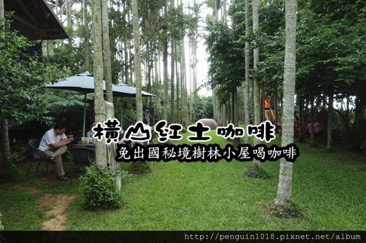 南投橫山紅土咖啡(賞鷹步道) | 南投139縣道隱藏在樹林木屋裡喝咖啡,彷彿走入童話故事裡的秘密基地!