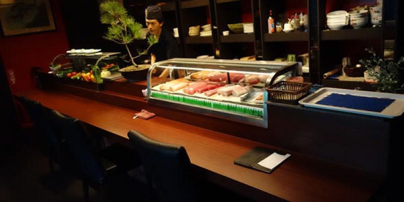 【員林】八渡の新日本料理;道道秉持新鮮,創新、用心的新式日式料理餐廳。
