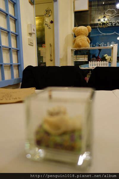 【員林】鄉村貝拉;藍天般清爽的地中海風小餐館。