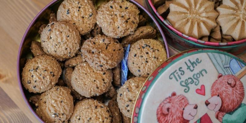 森林小熊曲奇餅 | 最夯團購曲奇餅!可愛小熊馬口鐵罐,份量滿滿,自己吃或是送禮都很適合~