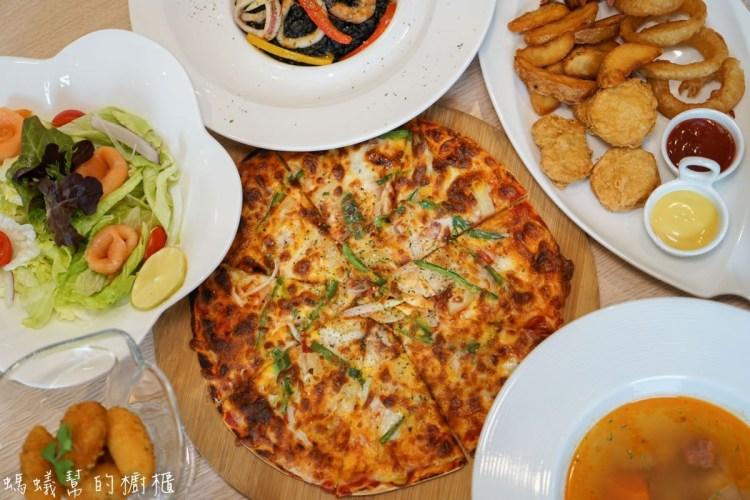 蘿蕬森活廚房   浪漫義大利餐館,員林聚餐約會新去處,高質感義大利麵燉飯、PIZZA。