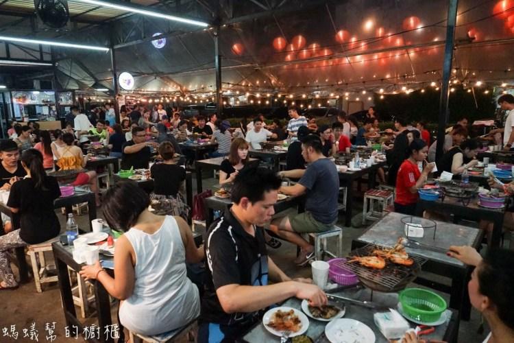 曼谷泰國蝦吃到飽推薦 | Mangkorn Seafood吃到飽499元,到曼谷旅遊不吃個海鮮吃到飽好像跟不上潮流…