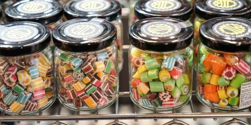 泰國曼谷Made in candy(central world) | 泰國好吃手工糖,各種造型可愛動物、水果,送禮好看又好吃。