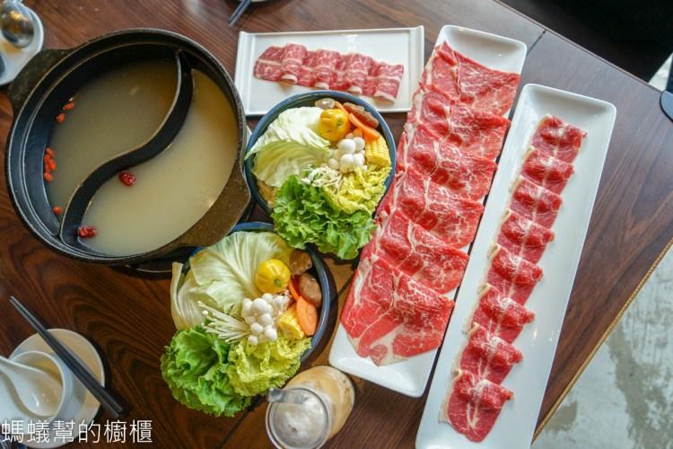 員林井閣鍋物   員林火鍋推薦,午間超值優惠雙人餐,肉多多豪華組合,肉食控必選。