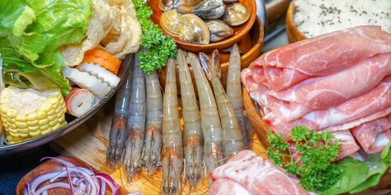 饗料理   員林南洋風味料理,員林特色美食,海陸叻沙火鍋新登場!不可錯過南洋叻沙美味~