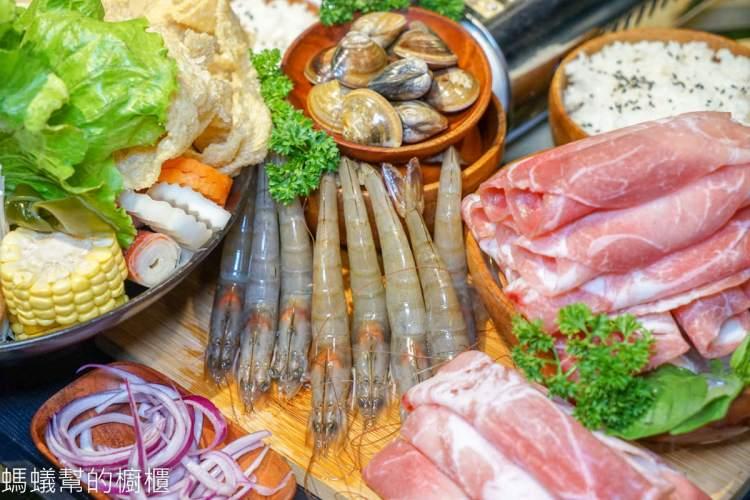 饗料理 | 員林南洋風味料理,員林特色美食,海陸叻沙火鍋新登場!不可錯過南洋叻沙美味~
