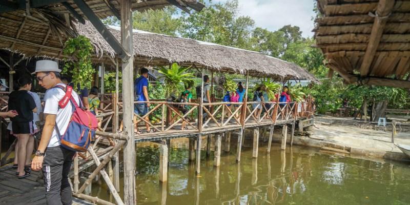 馬來西亞沙巴龍尾灣Borneo Kellybays | 沙巴必訪景點,龍尾灣搭渡船,水上活動、手工蠟染體驗。
