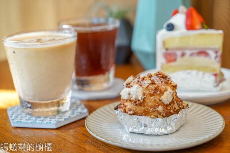 蜜柑法式甜點。麵包 | 台中西區質感甜點麵包店,下午就被搶購一空,推薦脆皮泡芙。