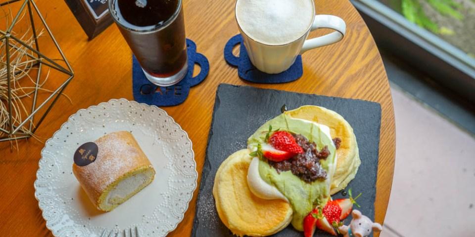 無窮想想飲。木耳露。甜點 | 員林舒芙蕾鬆餅、咖啡飲品,老屋改建甜點咖啡館。