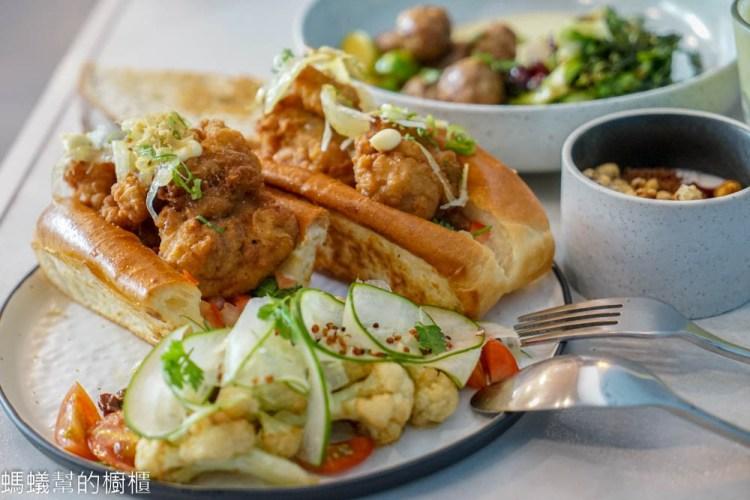 卉HUI Café法式甜點早午餐   台中早午餐推薦,優質食材搭配,餐點細緻高雅。