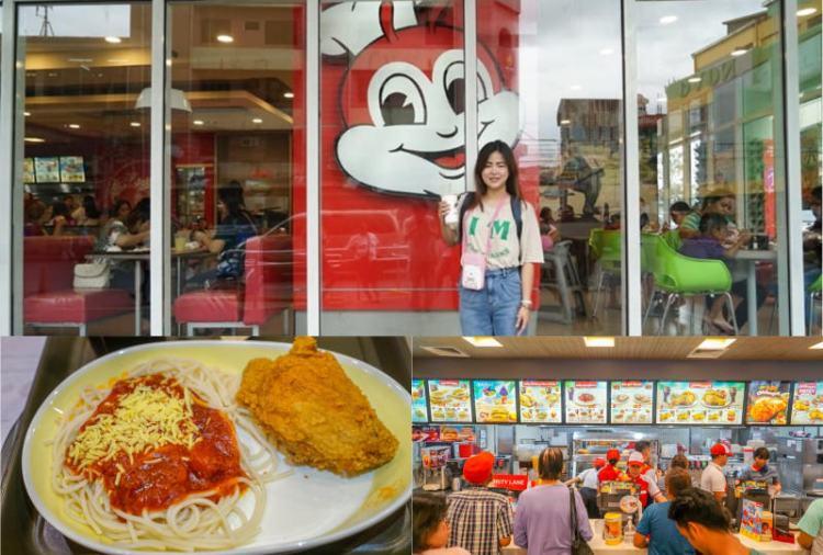 Jollibee菲律賓本土最受歡迎的速食品牌,受歡迎程度遠勝於麥當勞跟KFC。