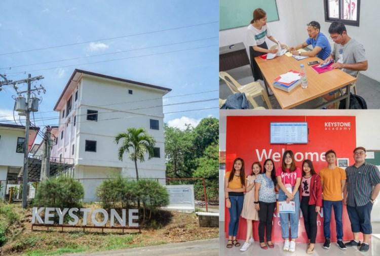 菲律賓語言學校 | 推薦蘇比克灣遊學生活 KEYSTONE LANGUAGE CENTER,新生入學/上課進度/學生宿舍介紹。