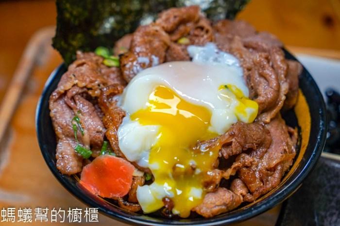 牛丁次郎坊x深夜裡的和魂燒肉丼   彰化市美味丼飯推薦,桌邊現烤肋眼牛排丼,平價消費奢華享受。