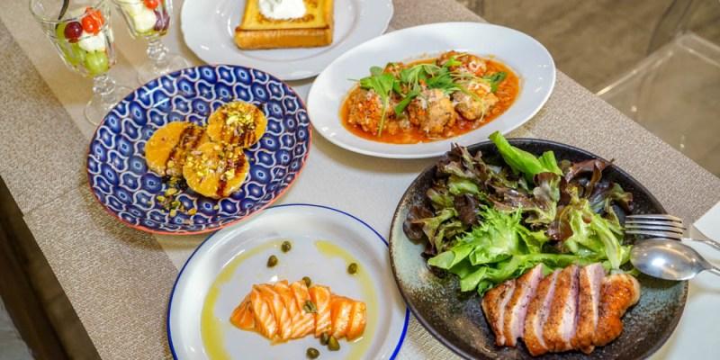 藍廚義式廚房 | 彰化義大利餐館,正統義大利料理,為了這盤蛤蜊義大利麵,專程到彰化市也值得。
