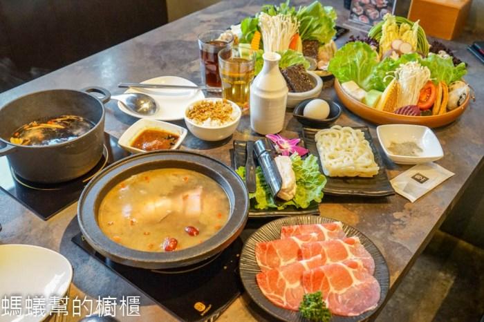 小胖鮮鍋(員林店) | 員林海鮮鍋物強棒,新品麻油燒酒雞鍋暖暖上市!特製椒鹽沾肉超美味。