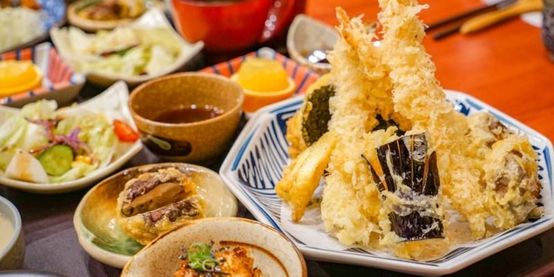 鯨十九   彰化市美味平價定食,豬排外脆內嫩,炸蝦天婦羅人氣第一。