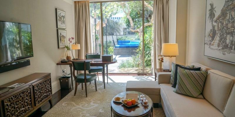 蘭卡威瑞吉酒店The St. Regis Langkawi   五星級酒店住宿,蘭卡威頂級住宿推薦,奢華海上房型。