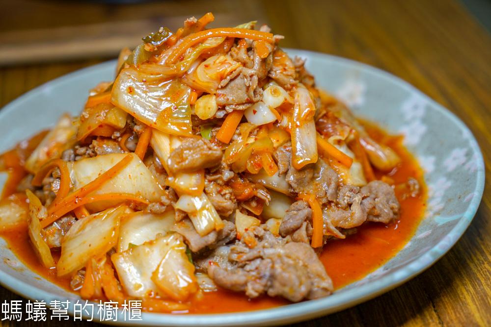 H.F韓國白菜切片泡菜   進口韓國泡菜推薦,切片方便食用,全聯買的到,附韓國泡菜炒豬肉食譜。