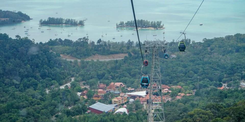 蘭卡威101島、東方村空中纜車、天空步道、SKYDOME天幕劇場、3D互動藝術博物館門票,蘭卡威旅遊推薦。