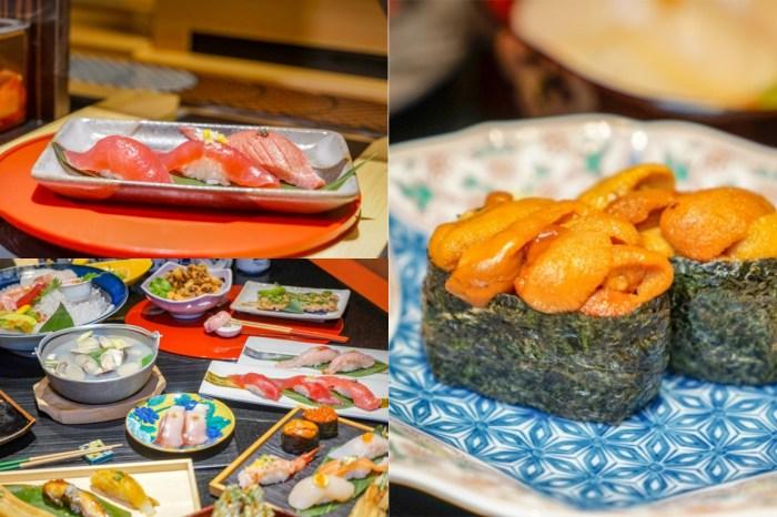 大漁迴轉壽司3.0版的新型態迴轉壽司店 | 新鮮美味握壽司,全台首見迴轉壽司送到包廂!還有超人氣壽司買一送一。