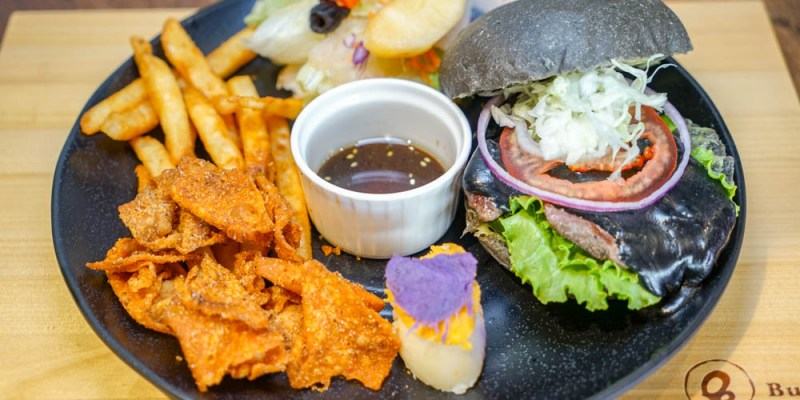 Butter巴特手作晨食Brunch&cafe | 彰化市知名早午餐,手作漢堡、彩色蛋餅,彰化市豐盛早午餐推薦。