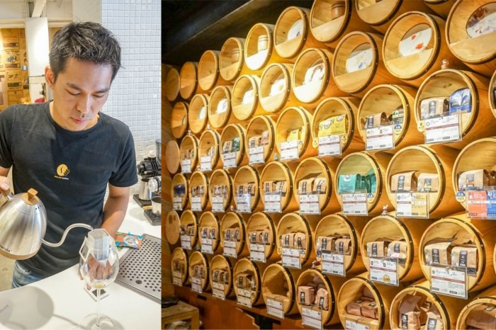 歐客佬精品咖啡台中太原店 | 台中北屯咖啡館,全館咖啡豆、精品掛耳買一送一,新品生吐司上市。
