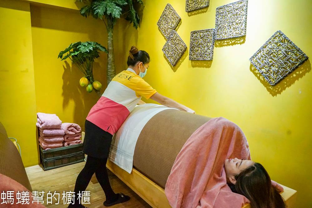 貝洛絲國際美妍館   彰化市美容美體推薦,湯之花岩盤浴,日本正宗岩盤浴體驗。