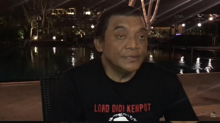 Ini Kata Lord Didi Ambyar Kempot Soal Haters The Godfather Of